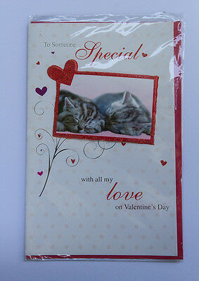 *NEW* *SEALED*  Valentines Day Card -  To someone special - By Premium Cards