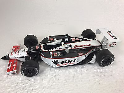 Unser Jr Diecast Indy Starz Super 1/18 Diecast Collectible produced by Action
