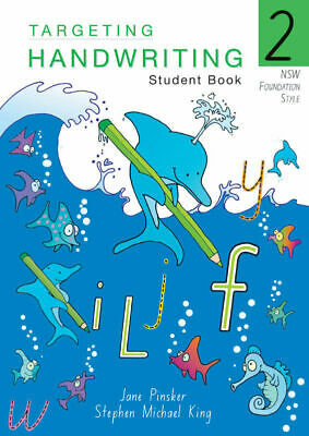 Targeting Handwriting NSW Year 2 Student Book NEW by Pascal Press 9781740202992