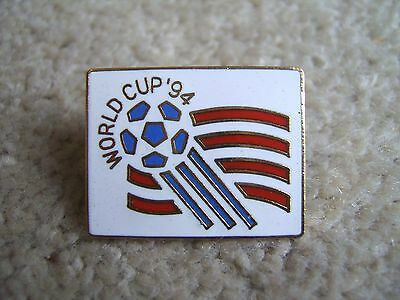 World Cup '94 metal and enamel badge / pin, USA Football World Cup Finals
