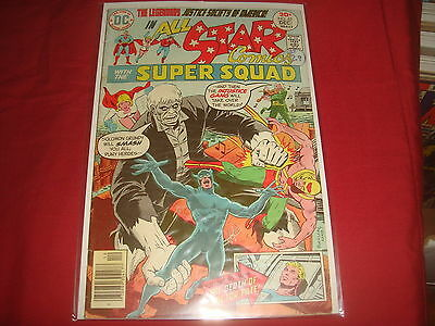 ALL-STAR COMICS #63 Justice Society Power Girl  DC Comics 1976 FN