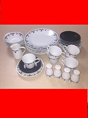 Noritake Dinner Service - Kismet Design As New Condition -Bargain for that price