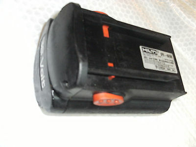 batterie hilti BP 6 2,4 Ah 36 v