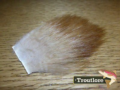 Raccoon Hair Bleached Wing Fur Nature's Spirit - New Fly Tying Bodies Materials