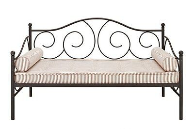 Dhp Victoria Twin Sized Metal Daybed