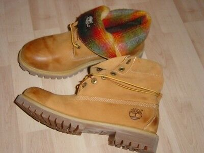 Timberland Boots Roll Top 8M, Gr. 41,5