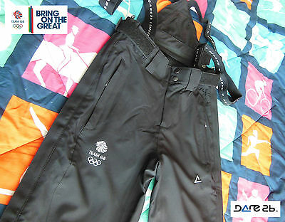Dare2B TEAM GB ISSUE - WINTER OLYMPICS IN 2018 - ATHLETE TECHNICAL SKI PANTS