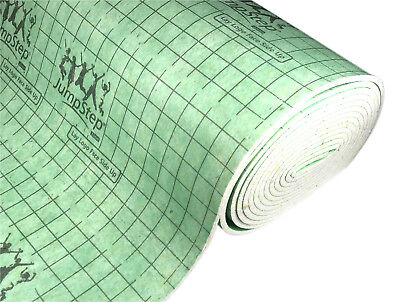 Super Luxury 12mm Thick Carpet Underlay -  Buy Per M² - Cheapest on Ebay!