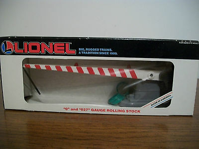 Lionel O And 027 Gauge Scale Rolling Rock Automatic Crossing Gate 6-12714
