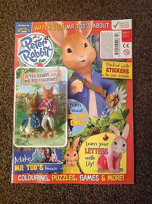 Peter Rabbit Magazine #27 - AMAZING TOY GIFTS + STICKERS! (BRAND NEW)