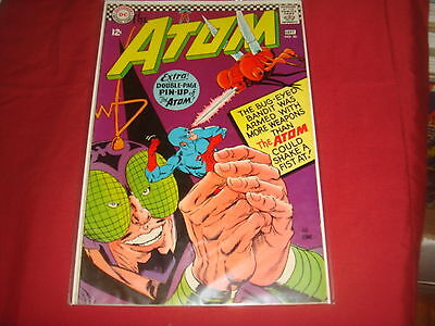 THE ATOM #26 Silver Age DC Comics 1966  FN/VF