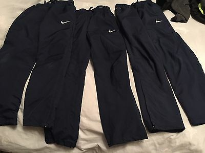 Nike Dri Fit Tracksuit Bottoms x 3 Plus 2 Other Pairs Of Tracksuit Bottoms
