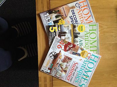 Homes And Antiques Magazine 2016 Drew Pritchard Salvage Hunters