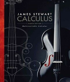 Multivariable Calculus - NEW - 9781305266643 by Stewart, James