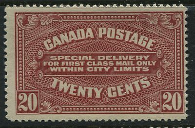1922 20 cent Special Delivery Fine mint o.g.