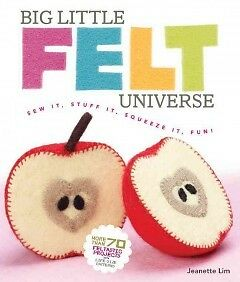 Big Little Felt Universe - NEW - 9781600596759 by Lim, Jeanette