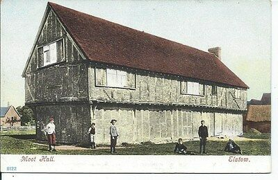 ELSTOW Moot Hall Bedfordshire early Postcard