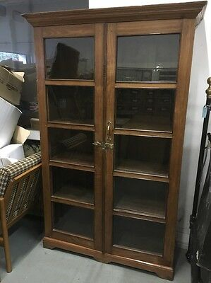 Large Oak Bookcase , made with reclaimed Wood,, Shop Display,shabby chic project