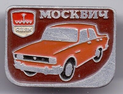 Russische Sowjet Pin Badge MOSKVICH