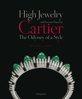 High Jewelry and Precious objects by Cartier -NEU- 9782080201737 von Chaille, Fr