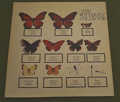 **ultra-Rare Import** The Jam - Butterfly Collector Live Double Lp...weller