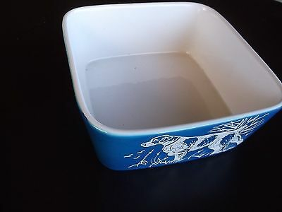Brittany- Beautifully hand engraved Ceramic Bowl by Ingrid Jonsson