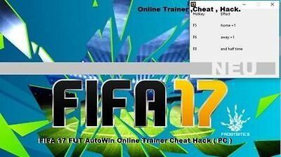 Generate your own Coins in FIFA 17 Ultimate Team (PC) - for newest FIFA version!