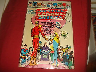 JUSTICE LEAGUE OF AMERICA #121   DC Comics 1975 VG