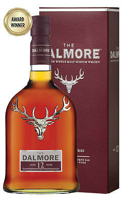 Dalmore 12YO Scotch Whisky 700ml(Boxed)