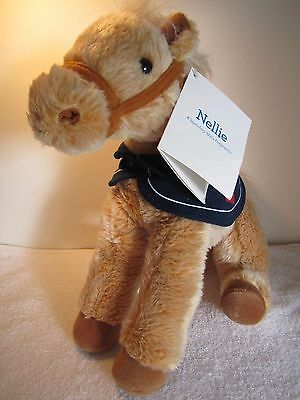"""Wells Fargo Nellie Plush Animal with Tag - 15"""" Long"""