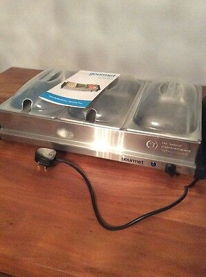 Electric Buffet Server / Warming Tray