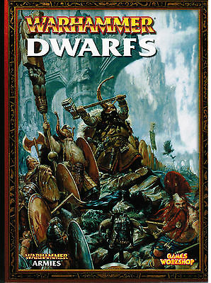 Warhammer Armies : Dwarfs 2005 Fantasy  New