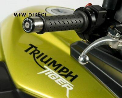 R&G RACING BAR END SLIDERS Triumph Tiger 800 (2011)