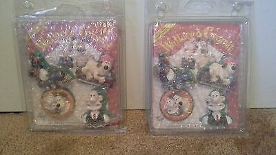 Wallace & Gromit Collectible Figures A Close Shave New in Package NIP