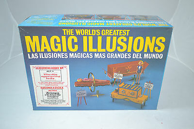 "Magic Kit "" the worlds greaters magic illusions"""