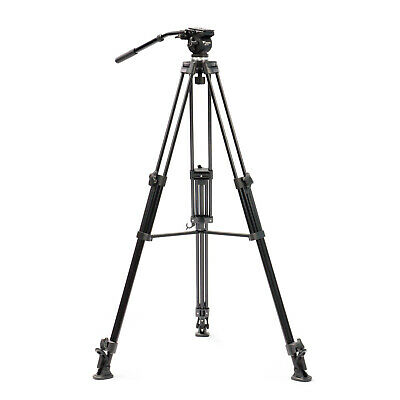 Weifeng WF-717 1.8m Professional Camera Tripod with Fluid Head for DSLR Video