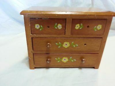Authentic American Girl ANGELINA BALLERINA DRESSER MISSING KNOBS