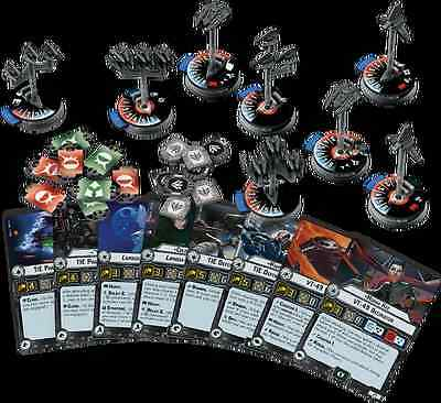 Imperial Fighter Squadrons II pack Star Wars Armada  in stock !