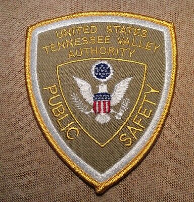 TN United States Tennessee Valley Authority Public Safety Patch