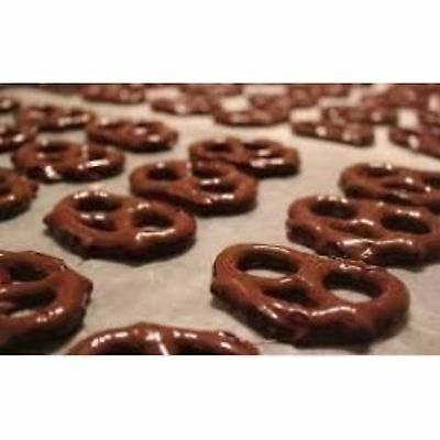 Milk Chocolate Covered Pretzels - 10 Lbs