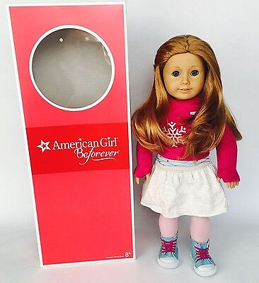 American Girl Mia in Box! Retired Girl of The Year!