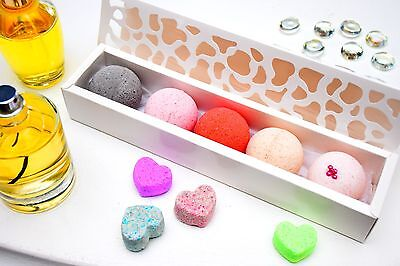 Bath Bomb - Perfume Fragrance Pack