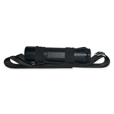 Outdoor Tactical Arm Flashlight Pouch Men Airsoft Light Holster Hunting