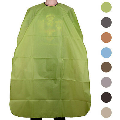 Hairdressing Waterproof Salon Hair Cut Hairdresser Barber Gown Adult Cloth Cape