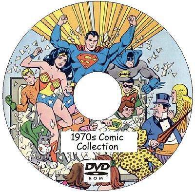 1970s comics on DVD Freedom Fighters, Super Friends, The Demon, The Joker + more