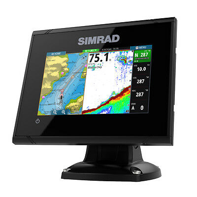 Simrad GO5 XSE Chartplotter/Multifunction Display No Transducer 000-12451-001