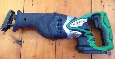 Hitachi 18v reciprocating Saw CR18DL Skin Only In VGC