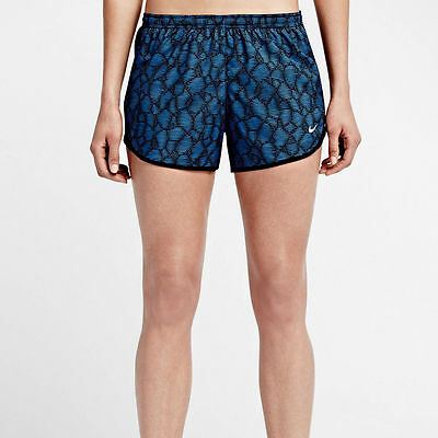 New Nike Women Printed Shorts Size XS Tempo Women's Running Gym FREE DELIVERY