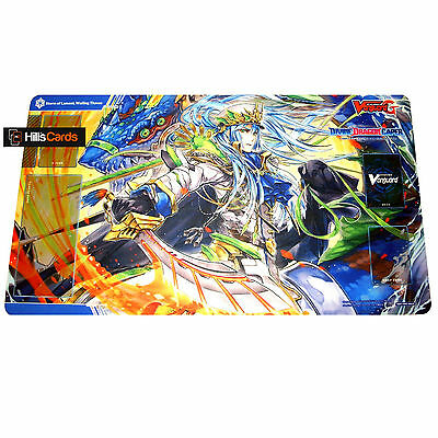 Cardfight Vanguard Play-Mat Divine Dragon Caper BT09 Storm Lament Wailing Thavas