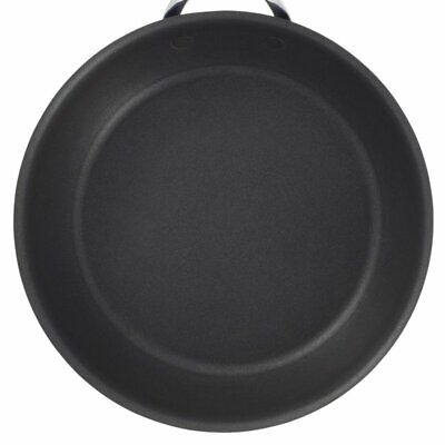 Anolon Nouvelle Copper 2 Piece Nonstick French Skillet Set in Gray